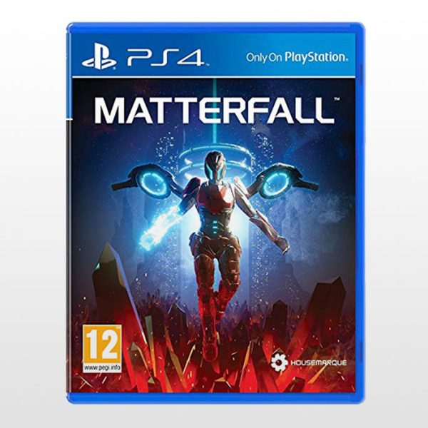 بازی پلی استیشن ۴ - Matterfall - R2