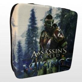 کیف ضد ضربه پلی استیشن ۴ پرو طرح Assassin's Creed