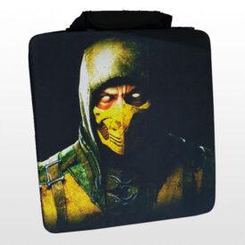 کیف ضد ضربه پلی استیشن ۴ طرح بازی Mortal Kombat 11