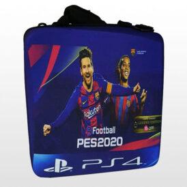 کیف ضد ضربه پلی استیشن ۴ طرح بازی eFootball PES 2020