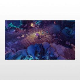 بازی پلی استیشن ۴ - Darksiders Genesis - R2
