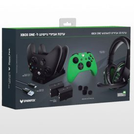 مجموعه لوازم 10 کاره Xbox One مدل SparkFox