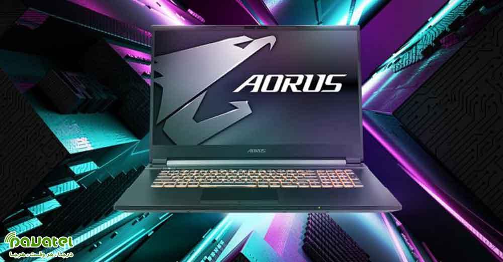 نوت بوک های Aorus vB 2020