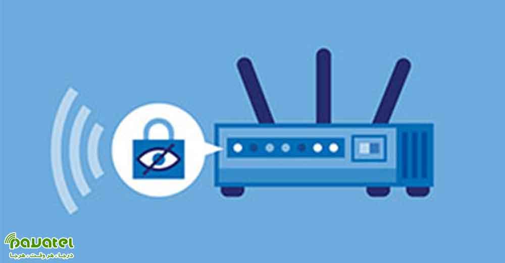 وصل شدن به وای فای مخفی در ویندوز