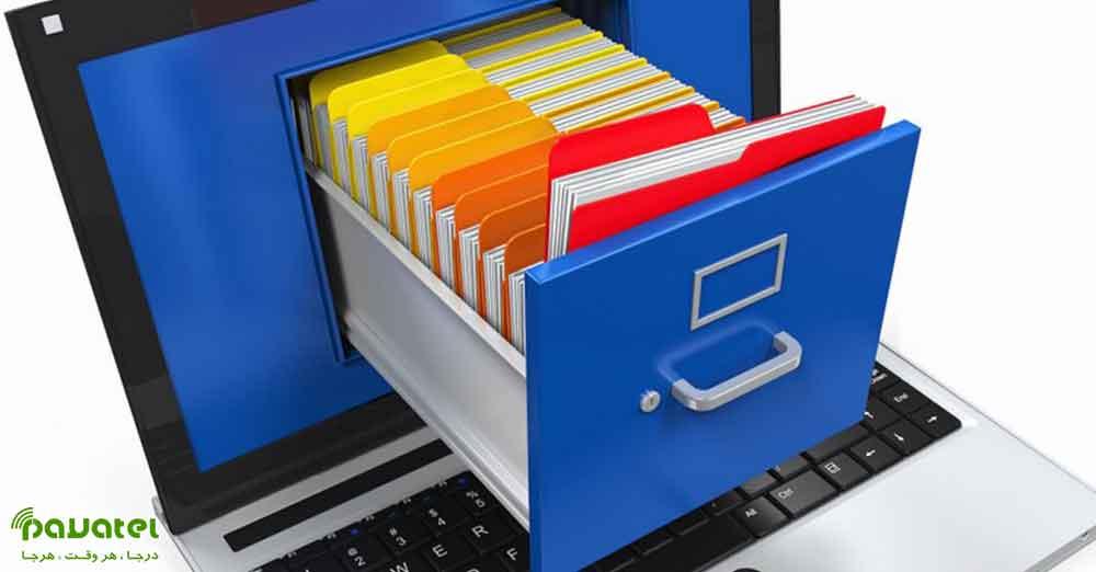 مخفی کردن فایل و پوشه در ویندوز