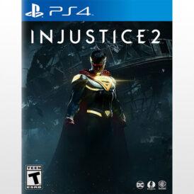 بازی پلی استیشن ۴ ریجن ۲-Injustice 2