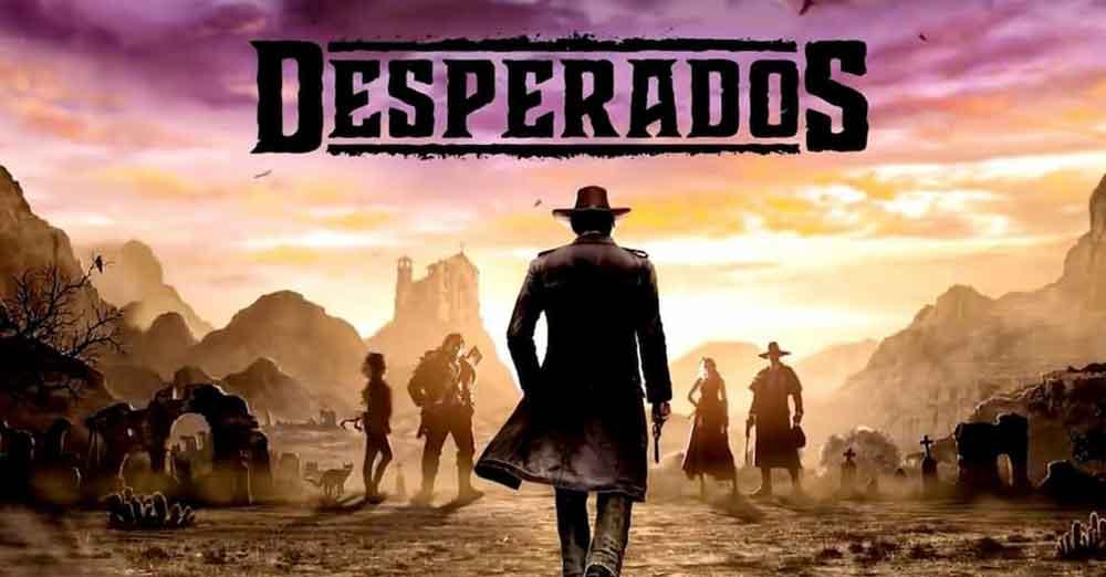 بررسی بازی Desperados 3