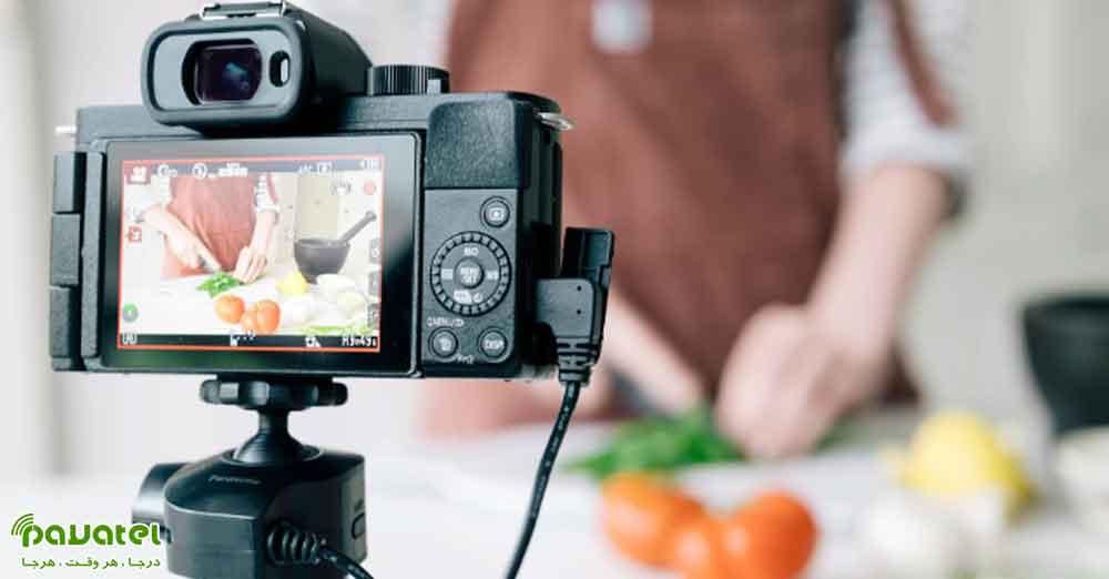 دوربین پاناسونیک G100