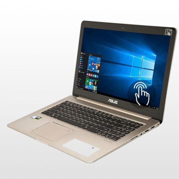 لپ تاپ ایسوس ASUS N580GD-I7 (8750H)-8GB-1TB-128SSD-4GB