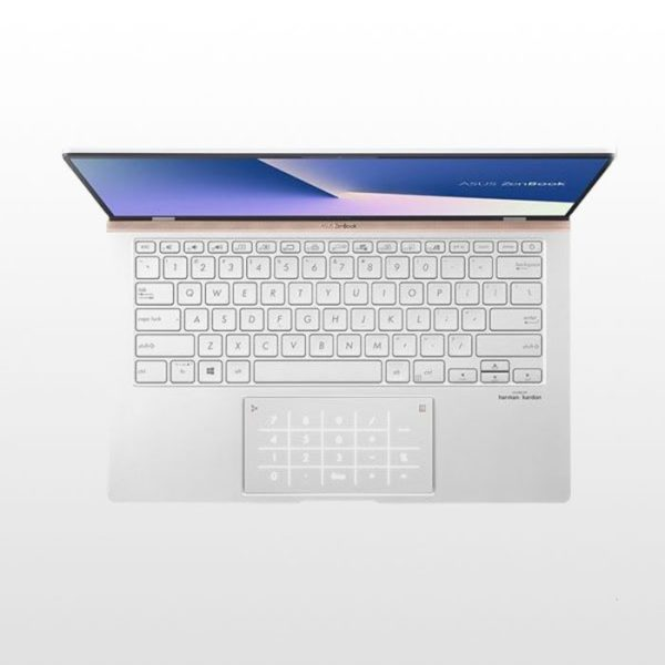 لپ تاپ ایسوس ASUS UM433DA-R5 (3500U)-8GB-512SSD-2GB
