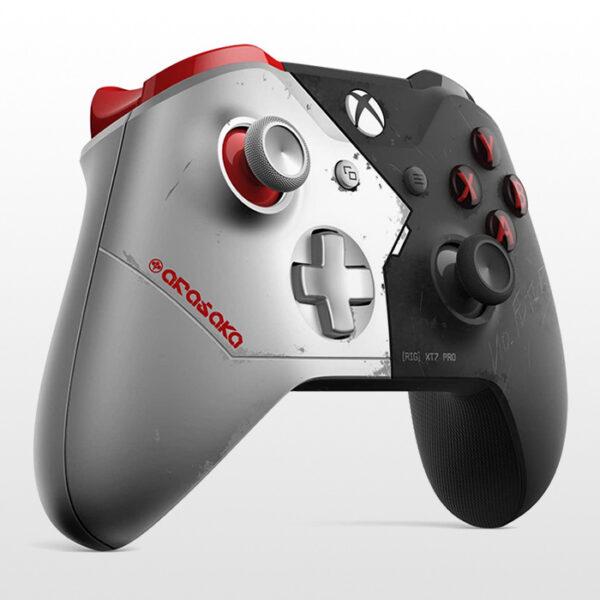 دسته ایکس باکس وان Xbox One Wireless Controller Cyberpunk 2077