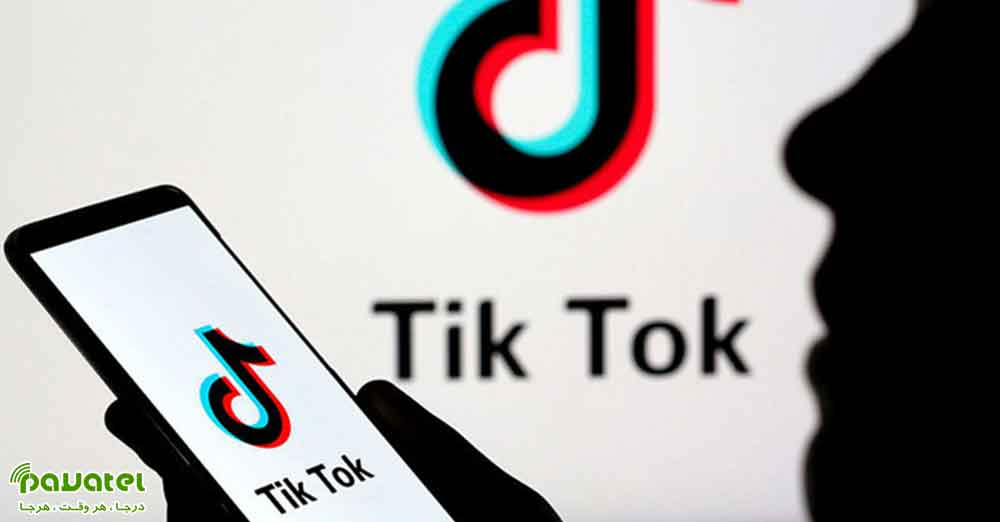 اجرای TikTok در مرورگر کامپیوتر