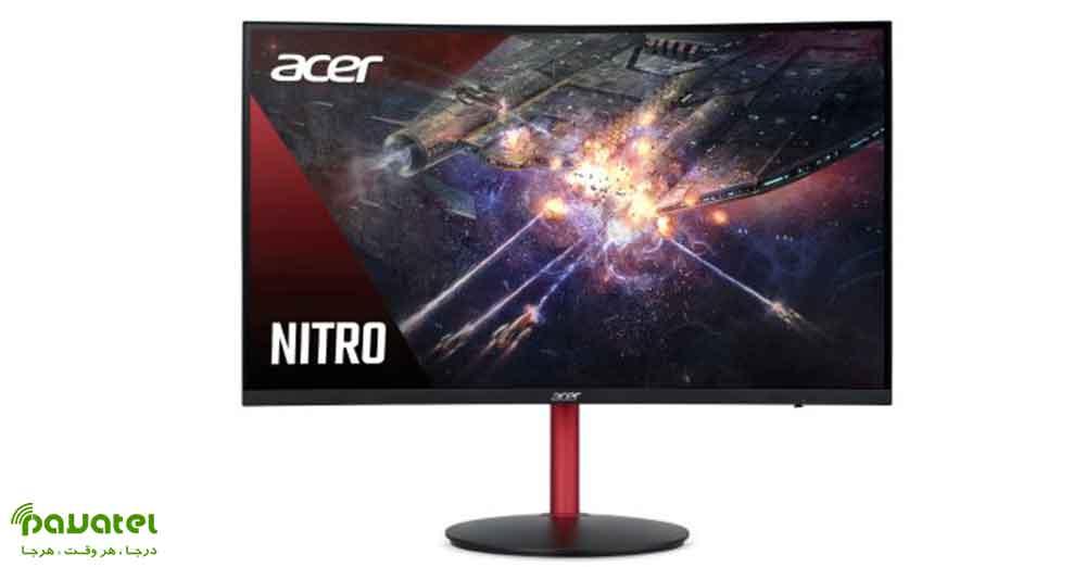 نمایشگرهای خمیده گیمینگ جدید سری Nitro XZ2 ایسر