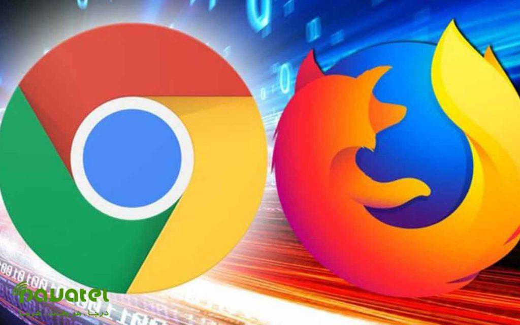 انتقال اطلاعات از فایرفاکس به گوگل کروم