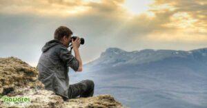 عکاسی انتزاعی از منظره