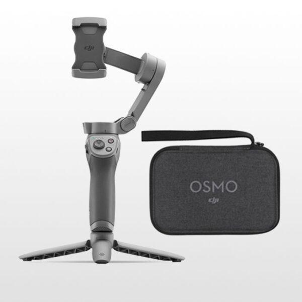 گیمبال دستی دی جی آی DJI Osmo Mobile 3 Smartphone Gimbal Combo Kit