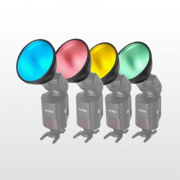 فیلتر رنگی و گرید گودکس GODOX AD-S11 COLOR Filter with Honeycomb