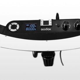 رینگ لایت گودکس Godox LR160 Bi-Color Ringlight