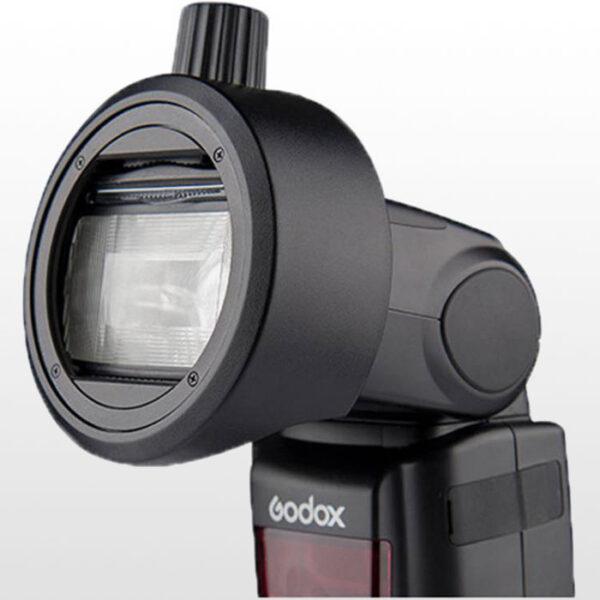 شکل دهنده نور گودکس Godox S-R1 Round Head Magnetic Modifier Adapter