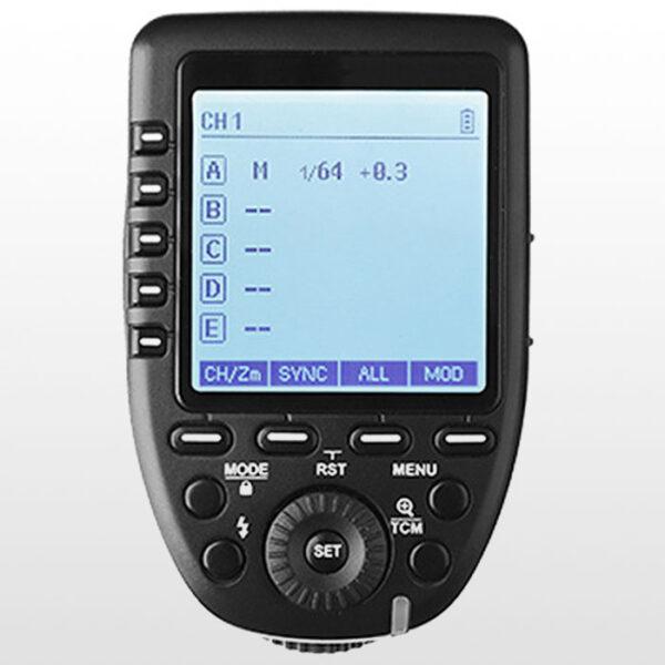 فرستنده گودکس Godox XProN TTL Wireless Flash Trigger for nikon