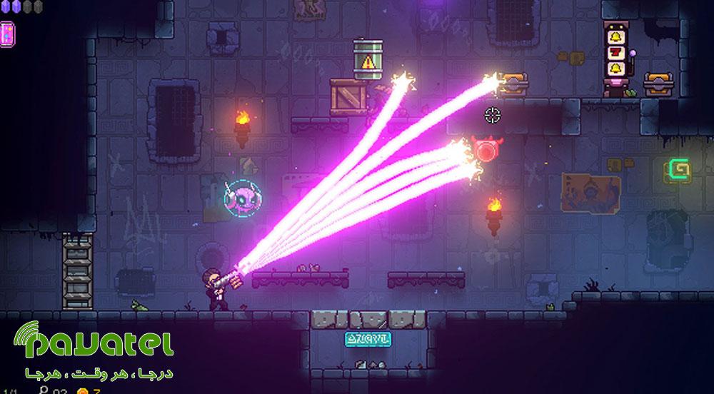 بازی Neon Abyss