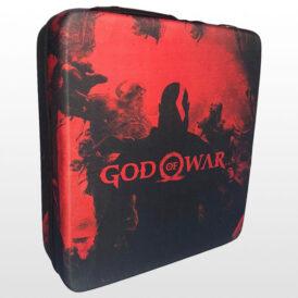 کیف ضد ضربه پلی استیشن ۴ پرو طرح God of War