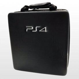 کیف ضد ضربه پلی استیشن ۴ پرو طرح لوگو PS4