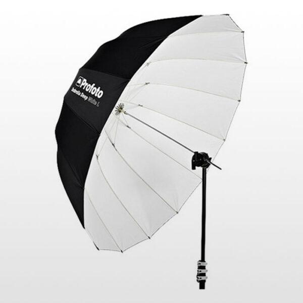 """چتر دیفیوزر پروفوتو (""""۵۱) Profoto Umbrella Deep white L"""