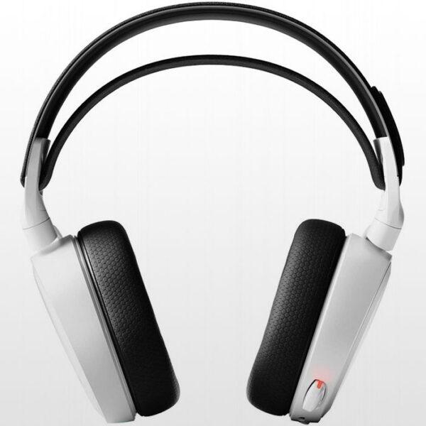 هدست گیمینگ SteelSeries Arctis 7 Wireless Gaming Headphone - White
