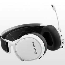 هدست گیمینگ SteelSeries Arctis 7 Wireless Gaming Headphone - White