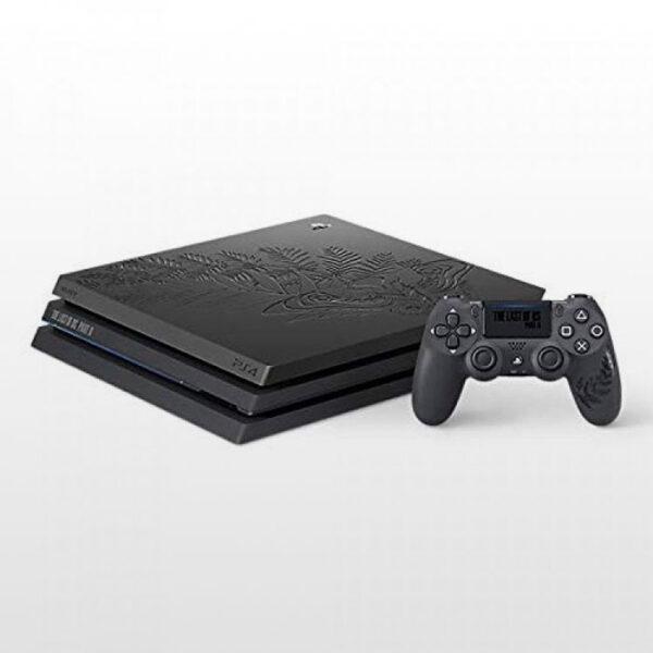 خرید پلی استیشن 4 پرو باندل بازی The Last of Us Part II Limited Edition- R2