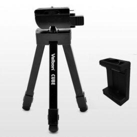 پایه نگهدارنده موبایل ولبون Velbon Cube black