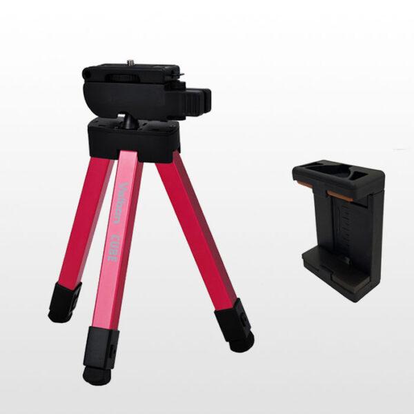 پایه نگهدارنده موبایل ولبون Velbon Cube Pink