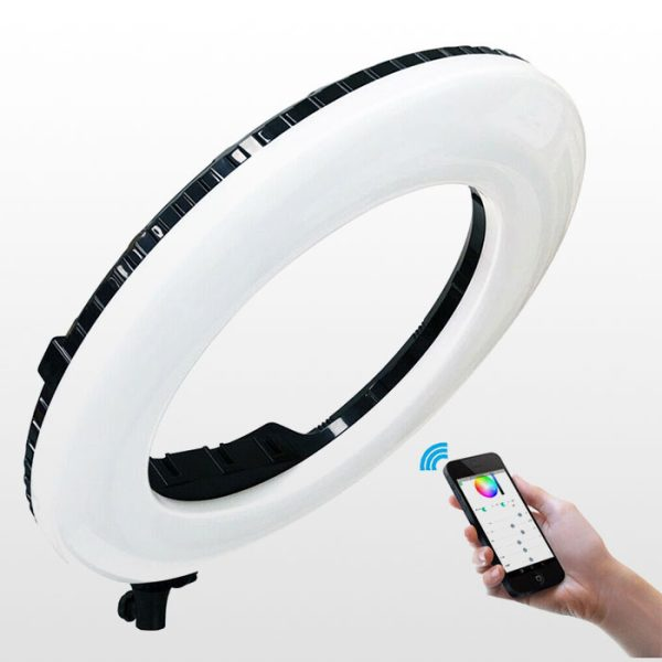 رینگ لایت ایدوبلو Yidoblo Ring light QS-480DII black
