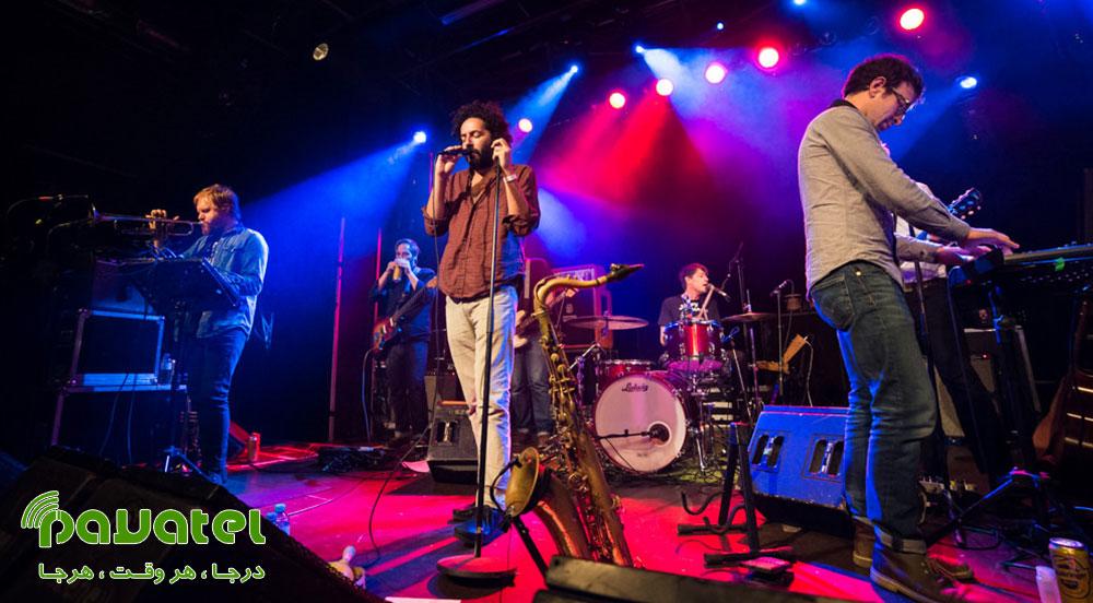 عکاسی از کنسرت