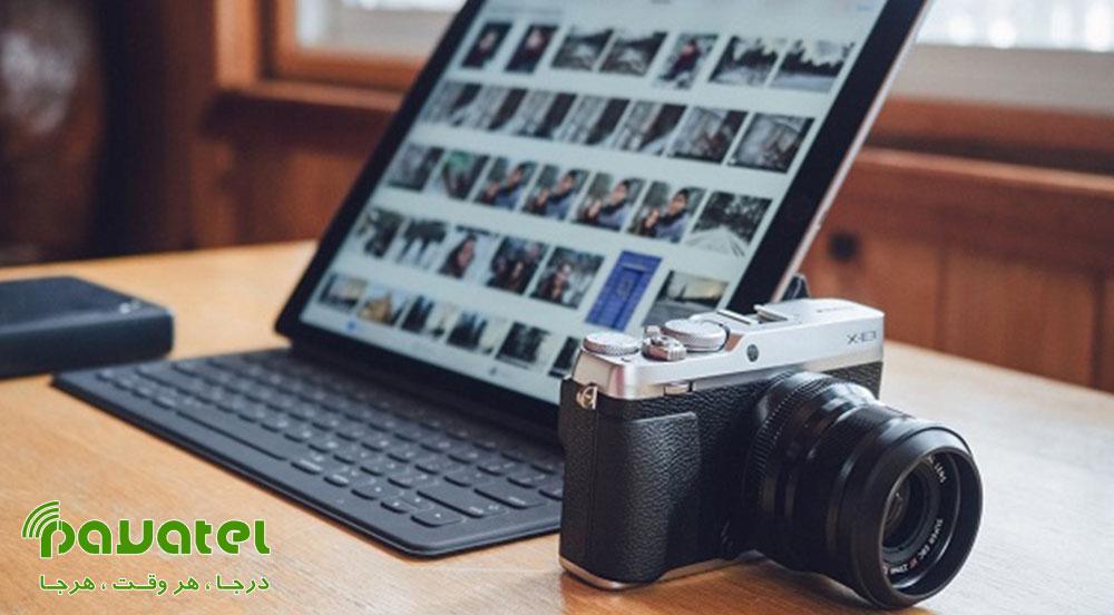 تکنیک ساده برای ادیت عکس
