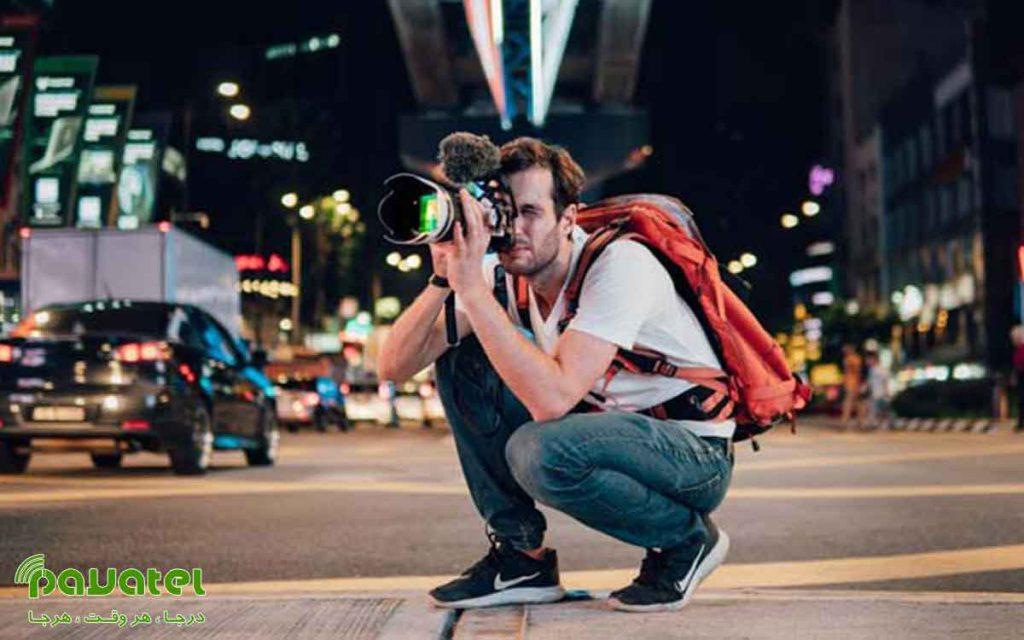 ترفندهای عکاسی خیابانی