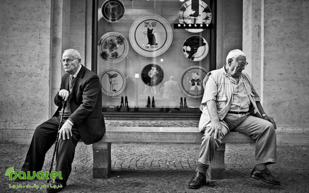 معروف ترین عکاس های خیابانی