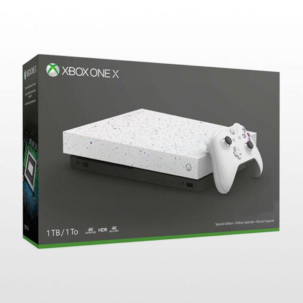 ایکس باکس وان ایکس ۱ ترابایت Xbox one X Hyperspace Special Edition