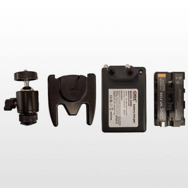 نور ثابت ال ای دی DBK Video Light SMD 300 LED