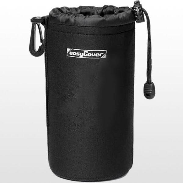 کاور لنز ایزی کاور Easy Cover neoprene pouch for L lens black