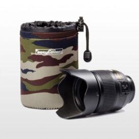 کاور لنز ایزی کاور Easy Cover neoprene pouch for m lens استتار