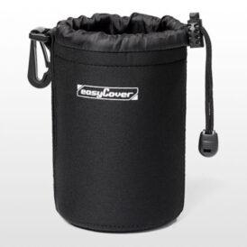 کاور لنز ایزی کاور Easy Cover neoprene pouch for m lens black