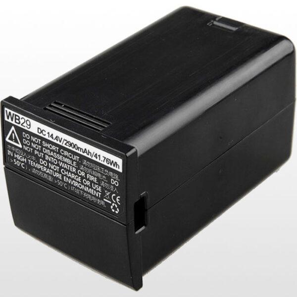 باتری گودکس Godox WB 29 Lithium Battery for AD200 Pocket Flash