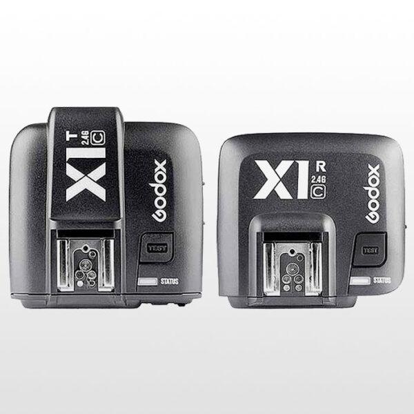 رادیو فلاش گودکس Godox X1c TTL Flash Trigger kit For Canon