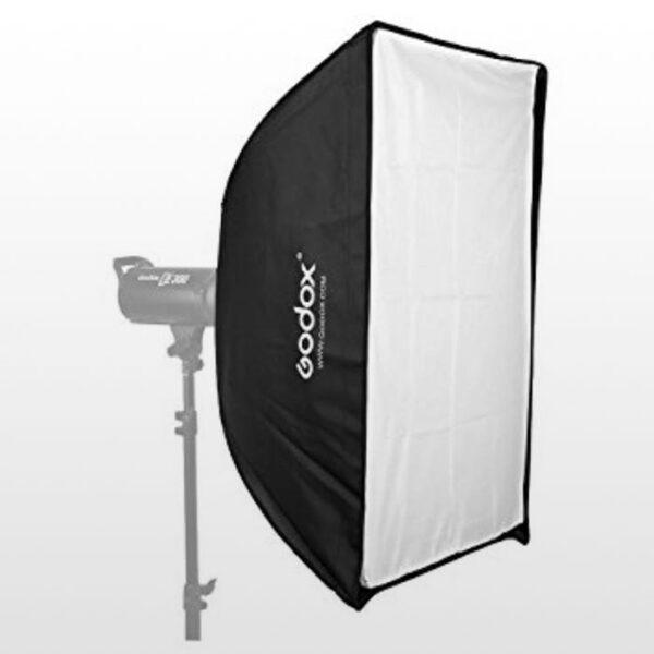 سافت باکس گودکس Godox portable Softbox with Bowens Mount 50x70cm