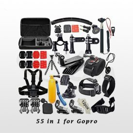 Gopro Accessories Combo Kit 55 in 1