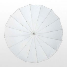 چتر عمیق پارابولیک داخل سفید لایف Life of photo Umbrella 85cm AU48SX series