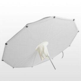 دیفیوزر چتر عمیق پارابولیک لایف Life of photo diffuser Umbrella 130cm AU48SQ series