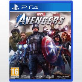 بازی پلی استیشن ۴ ریجن 2 Marvel's Avengers